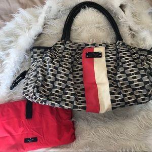 Kate Spade handbag baby bag with changing pad